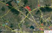 LOGICOR Bucuresti I - Parc Industrial In Dezvoltare Bucuresti nord vedere localizare google