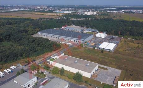 LOGICOR Bucuresti II - spatiu depozitare Bucuresti nord-est vedere ansamblu