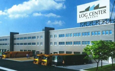 LOGICOR Brasov - proiect in dezvoltare inchiriere Brasov nord vedere fatada