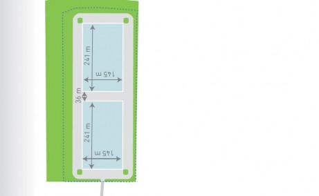 LOGICOR Brasov - proiect in dezvoltare inchiriere Brasov nord rampe plan