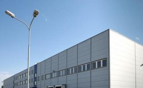 LOGICOR Brasov spatiu depozitare de inchiriat Brasov nord vedere laterala