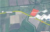 LOGICOR Timisoara inchiriere spatii depozitare si productie Timisoara nord-est vedere vedere satelit