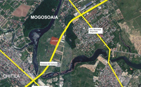Liftcon Industrial Warehouses For Sale In Northern Area Of Bucharest