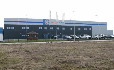 WDP Pitesti - parc industrial in dezvoltare inchirieri Pietesti sud vedere laterala