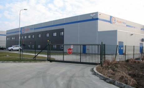 WDP Pitesti - parc industrial in dezvoltare inchirieri Pietesti sud gard imprejmuire incinta