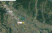 WDP Pitesti - parc industrial in dezvoltare inchirieri Pietesti sud localizare harta