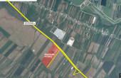 WDP Pitesti - parc industrial in dezvoltare inchirieri Pietesti sud localizare google map