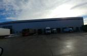 WDP Industrial Park Codlea - parc industrial in dezvoltare inchiriere Brasov vest vedere laterala