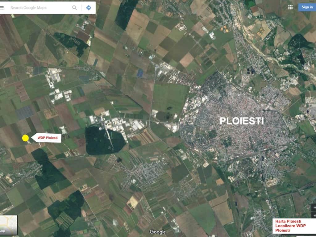 Wdp Industrial Park Ploiesti Logistics Spaces For Rent In Prahova