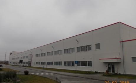 WDP Braila - parc industrial in dezvoltare