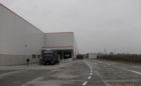 WDP Braila - parc industrial in dezvoltare inchirieri Braila sud platforma acces tir