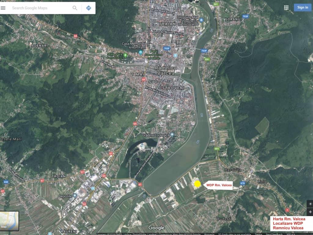 Logistic Wdp Eamnicu Valcea Industrial Park For Rent