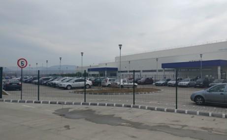 WDP Ramnicu Valcea - parc industrial in dezvoltare