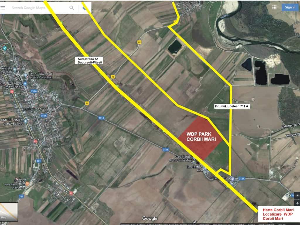 Wdp Industrial Park Corbii Mari Spaţii Logistice De Inchiriat