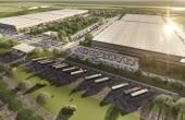 WDP Industrial Park Corbii Mari - proiect in dezvoltare Bucuresti autostrada A1 imagine de ansamblu proprietate
