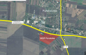 WDP Fundulea - proiect in dezvoltare inchiriere spatiu depozitare Bucuresti est localizare WDR harta Bucuresti