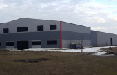 Hale industriale Magurele spatii de depozitare de inchiriat Bucuresti Bucuresti sud-vest vedere exterior