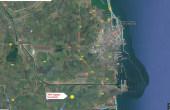 WDP Agigea - proiect in dezvoltare inchiriere spatii depozitare Constanta sud localizare google