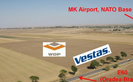WDP Industrial Park Mihail Kogalniceanu - parc industrial in dezvoltare