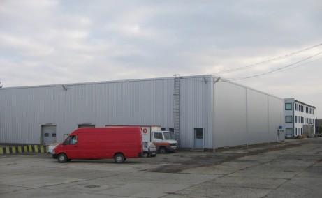 Industrial Warehouse Targu Secuiesc