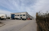 Industrial warehouse Stefanesti