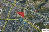 Hala Industriala Morarilorspatiu de depozitare  Bucuresti vedere din satelit