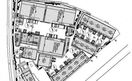 Olympian Park Timisoara inchiriere spatiu depozitare si productie  Timisoara nord-est plan cadastral proprietate