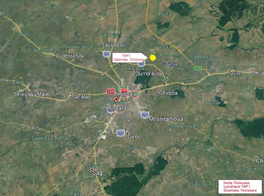 Timisoara Airport Park I Hale Industriale Si Logistice De Inchiriat