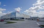 Timisoara Airport Park 1 (TAP I) inchirieri  spatii industriale Timisoara nord est vedere fatada