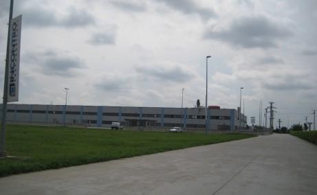 Geox Timisoara inchirieri proprietati industriale Timisoara  sud vedere laterala