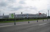 Geox Timisoara inchiriere spatiu productie si spatiu depozitare Timisoara  sud gard imprejmuire incinta