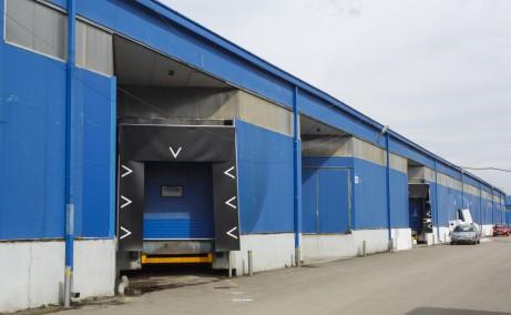 TRC Park Transilvania - Proiect in dezvoltare inchiriere Cluj-Napoca nord platforma acces tir