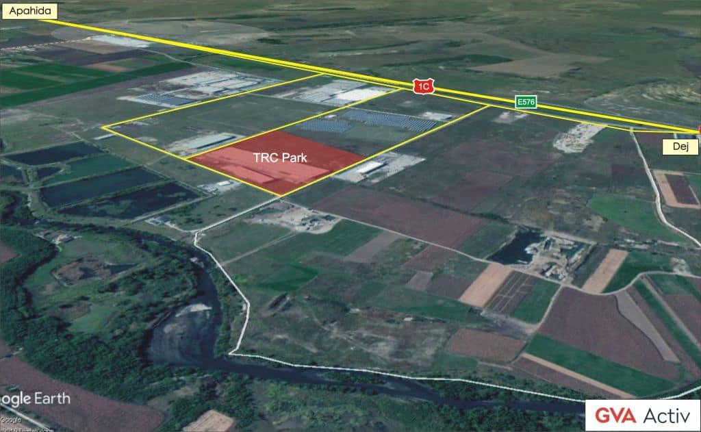 Trc Parc Cluj Spaţii Industriale Sau Logistice De Inchiriat In Jucu