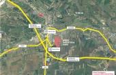 Aries Industrial Park inchiriere spatiu depozitare sau productie in Turda sud vedere google map