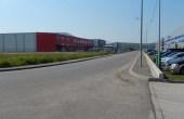Nervia Industrial Park inchirieri parcuri industriale Cluj-Napoca est vedere laterala