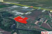 Olympian Park Cluj-Napocainchirieri hale Cluj nord-est vedere satelit