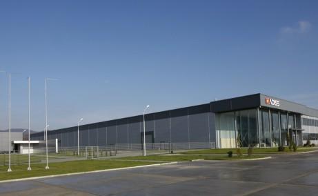 ADISS Logistic Parc inchiriere spatiu depozitare Baia Mare vest vedere laterala