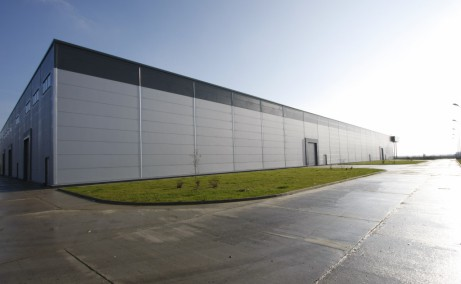 ADISS Logistic Parc inchiriere spatiu depozitare Baia Mare vest platforma betonata