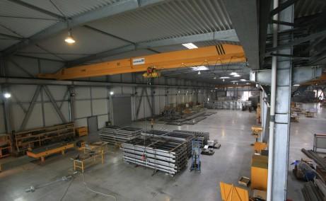 ADISS Logistic Parc inchiriere spatiu depozitare Baia Mare vest interior hala