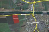 Olympian Park Constanta parc logistic in dezvoltare inchiriere Constanta sud vedere satelit
