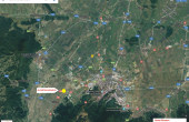 Olympian Park Brasov inchiriere spatiu depozitare Brasov vest vedere google map