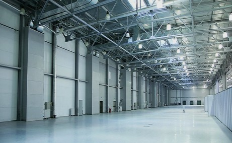 Elboris Cluj-Napoca inchirieri proprietati industriale Cluj-Napoca vest interior hala