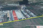 Elboris Cluj-Napoca inchirieri proprietati industriale Cluj-napoca vest vedere satelit