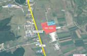 Arc Parc Industrial spatii de depozitare de inchiriat Dej sud vedere google map