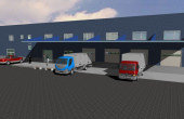 Turda Warehouse inchiriere spatii industriale Turda est rampe de incarcare