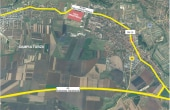 Turda Warehouse inchiriere spatii industriale Turda est vedere google map