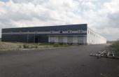 Turda Warehouse inchiriere spatii industriale Turda est vedere usa acces