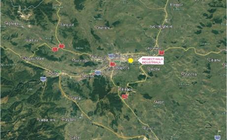 Hala Industriala Cluj-Napoca-Proiect in dezvoltare