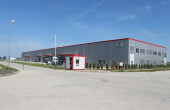 Sânandrei Industrial Park inchiriere spatiu depozitare si productie Timisoara nord vedere ansamblu