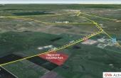 Sânandrei Industrial Parkinchiriere spatiu depozitare si productie Timisoara nord vedere satelt